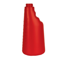 JANGRO TRIGGER BOTTLE 600ML RED CE008-R