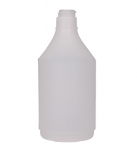 TRIGGER BOTTLE 750ML CLEAR