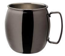 UTOPIA GUNMETAL MUG 24.5OZ 62CL F94042
