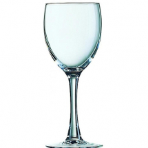 PRINCESA WINE GLASS 6.7OZ/190ML LINED AT 125ML CE