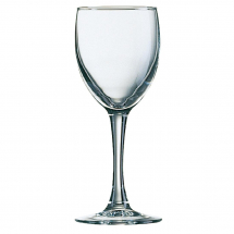 PRINCESA WINE GLASS 8OZ/230ML LINED AT 175ML CE
