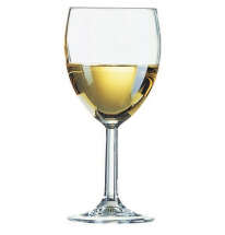 SAXON WINE GLASS 350ML LINED AT 125ML/175ML/250ML CE