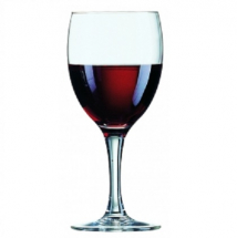 ELEGANCE WINE GLASS 8OZ/240ML LINED AT 175ML CE