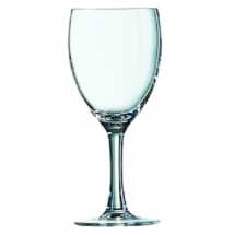 ELEGANCE WINE GLASS 6.7OZ/190ML LINED AT 125ML CE