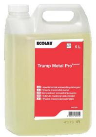Ecolab Trump Hydro Liquid Dishwash Detergent Hard Water