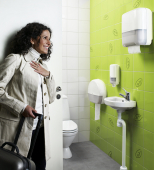 Image for Toilet tissue and dispensers