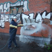 Image for Graffiti removers