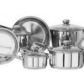 Image for Aluminium pots and pans