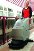 Image for Floor cleaning machines